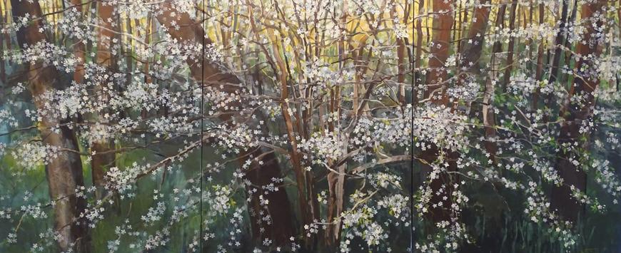 Aleksandra Rey / malarstwo